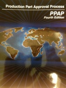 ppap documents production part approval process