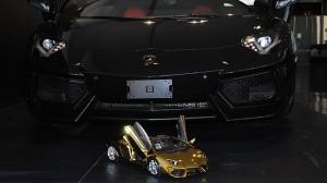 Lamborghini's Aventador LP 700-4